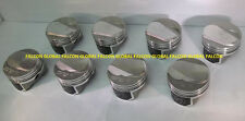 Speed Pro/TRW Chevy 454 LS6 30cc Dome Top Coated Forged Pistons Set/8 11.0:1 +60