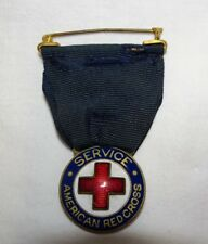 WWI American Red Cross Overseas Service Medal with Ribbon