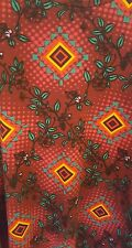 Lularoe PERFECT T Size MEDIUM Aztec and Floral Print Multi Color NWT!!