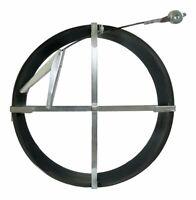 "Cobra Products 60500 Flat Steel Sewer Rod, 3/4"" x 50'"