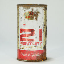 21 Century Beer Flat Top Can ROCKET Canadian Ace Brewing Chicago IL 142-3 -RARE-