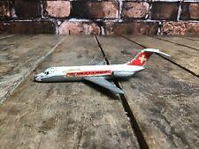 Swiss Air Douglas DC-9 1/400 scale diecast Aeroclassics