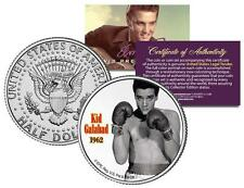 ELVIS PRESLEY * Kid Galahad * MOVIE Colorized JFK Half Dollar US Coin *LICENSED*