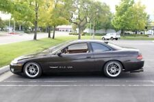 HIC USA 1992 to 2000 SC 300 400 4dr rear window roof visor spoiler