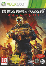 GEARS OF WAR JUDGMENT for Xbox 360 - PAL