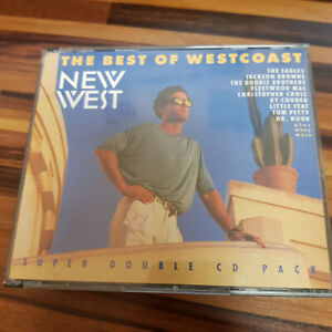 VARIOUS : New West (The Best Of Westcoast)  GERMANY  > EX (2CD)
