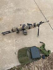 New listing Full Metal M249 Para Trooper Airsoft Gun