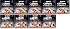 Gillette Contour Plus (Gillette Atra Plus) Refill Blade, 45 Cartridges NEW
