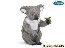 Papo écureuil roux solide Jouet en plastique Wild Zoo Woodland Animal Rongeur NOUVEAU *