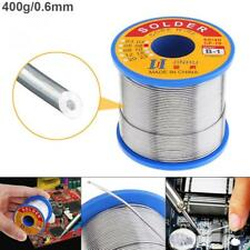 0.6mm 60/40 B-1 400g  No-clean Rosin Core Solder Wire with 2.0% Flux and Low