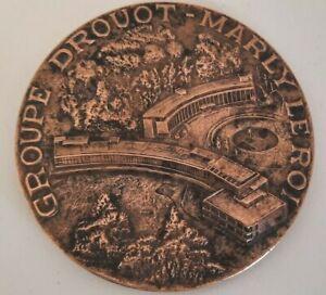 Médaille du Groupe Drouot-Marly Le Roi attribuée en 1983