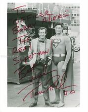MARC McCLURE - INSCRIBED PHOTOGRAPH SIGNED