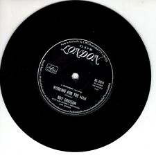 7inch  ROY ORBISON Leah / working for the man AUSTRALIA EX   (S0710)