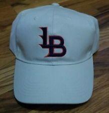 NWOT MiLB Louisville Bats Hat Cap Red White Baseball USA Strapback Adjustable