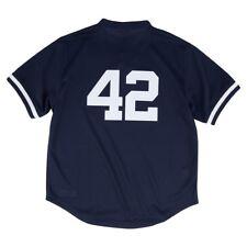 Mariano Rivera 1995 New York Yankees Mitchell & Ness Authentic BP Jersey Men's
