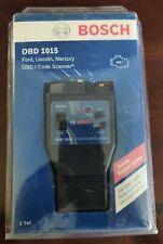 Bosch OBD 1015 Code Scanner OBD 1