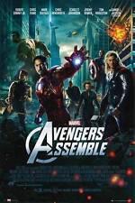 New Marvel's The Avengers Assemble 24x36 Art Print Poster Home Wall Decor Z40