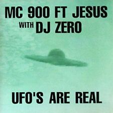 MC 900 Ft. Jesus With Dj Zero UFO's Are Real Belgium 12""