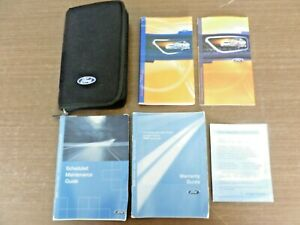 2003 Ford Mustang Owners Manual OEM Maintenance Reference Guide Book