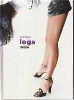 Erotique Legs - erotische Beine (Erotik-Fotografien renomm. Fotografen, NEU/OVP!