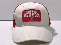Boston RED SOX Two-Tone Twins Enterprise Large Hat Cap MLB Genuine Merchandise