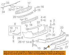 GM OEM-Fender Liner Retainer 21030249