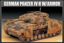 [1/35] 13233 Panzer IV Aust.H with Armor ACADEMY MODEL HOBBY KITS