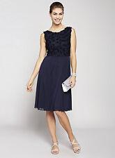 Bhs Rosie Short Navy Bridesmaid Dress Size 8, 10, 12, 14 BNWT