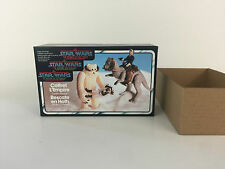 brand new star wars potf hoth rescue box and inserts
