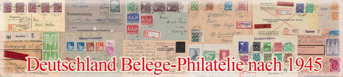 letterhouses - Belege-Philatelie