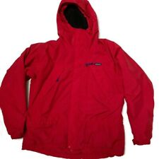 Men's PATAGONIA Insulated Winter COAT JACKET -(RN 51884) Size Large - Red