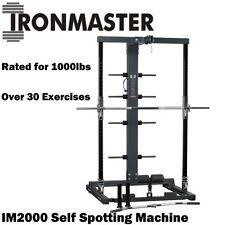 Ironmaster Power Racks & Smith Machines