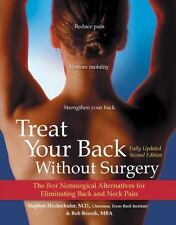 Treat Your Back Without Surgery : The Best Nonsurgical Alternatives for...