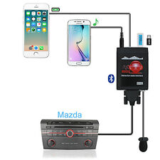 Car Bluetooth/AUX/USB Adapter Radio Interface USB SD For M3 M5 M6 RX8 CX7 MX5