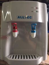 ALLTEC Bench Top Water Dispenser Hot & Cold Temperature Water - Water Cooler