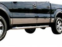 2004-2008 F-150 Super/Extended Cab 6.5' Bed w/o Flares Rocker Panel Trim