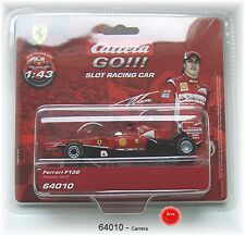 64010 - Carrera GO!!!  Ferrari F138 Alonso 1:43 Neu in OVP