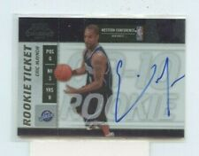 ERIC MAYNOR 2009-10 Playoff Contenders Rookie Ticket Auto Autograph #118