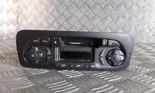 Autoradio Cassette BLAUPUNKT - PEUGEOT 206 - Référence : 9625133080