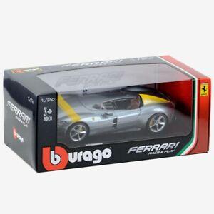 Ferrari Monza SP1 1/24 Bburago California Hot wheel Racing Diecast Car Model New