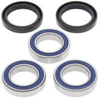 Honda CRF250R CRF 250 R 2004-2014 All Balls Front Wheel /& Bearings Seal Kit