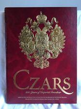 CZARS : 400 Years of Imperial Grandeur (2002, Hardcover) Museum History Artifact