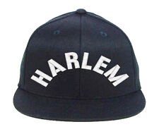 HARLEM New York, Embroidered, Snapback Hats