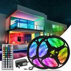 32.8 ft 65.6 ft LED Strip Lights 5050 Music Sync Bluetooth Remote Room Light Kit <br/> ✅Sold 2000+✅USPS Fast shipping✅30 days return
