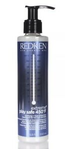 Redken Extreme Play Safe 450 Hair Treatment Heat Protection Leave-in 6.8oz