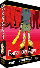 ★ Paranoia Agent ★ Intégrale Gold 4 DVD
