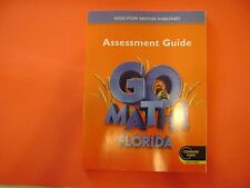 Go Math! Florida Assessment Guide Grade 2 (Common Core Edition)