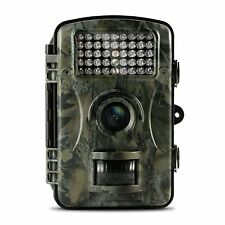 Trail Camera, Wildlife Hunting Surveillance Game Camera 12MP 1080P HD Scouting