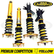 YELLOW-SPEED COILOVERS SUSPENSION MITSUBISHI LANCER EVO III Premium Competition