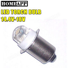 LED Work Flash light Torch Bulb 14.4V 18V for Makita Ryobi AEG Dewalt Hilti Fein